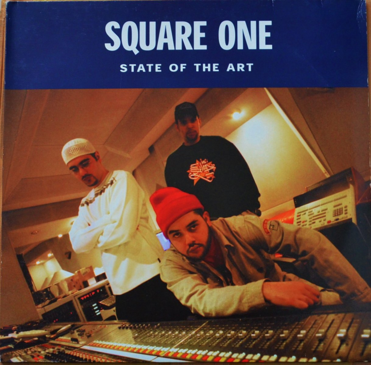SQUARE ONE / STATE OF THE ART / UNTIL THEN... (12