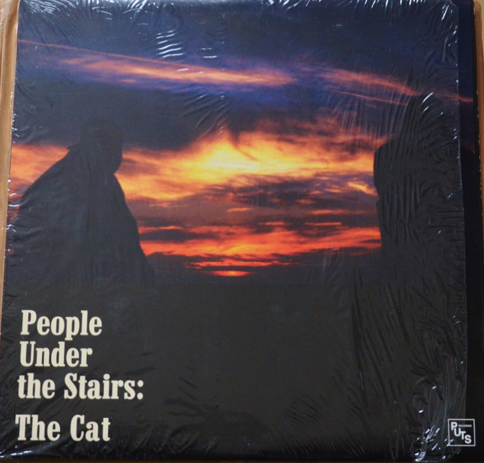 PEOPLE UNDER THE STAIRS ‎/ THE CAT / LIVE AT THE FISHBUCKET (PT. 2) (12