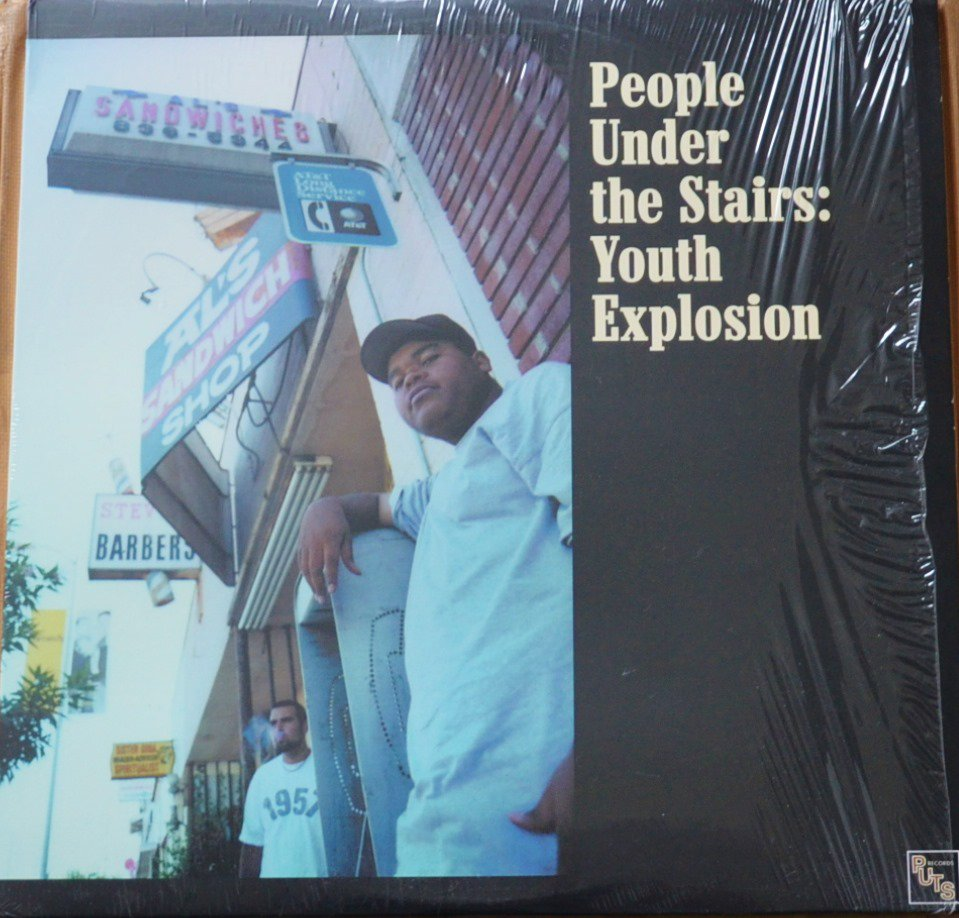 PEOPLE UNDER THE STAIRS ‎/ YOUTH EXPLOSION / BIG DADDY BROWN / CODE CHECK (12