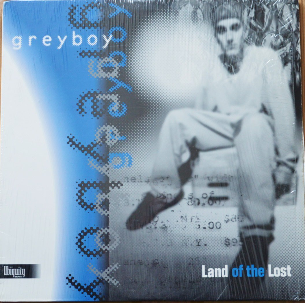 GREYBOY ‎/ LAND OF THE LOST (1LP)