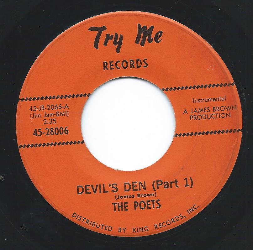 THE POETS / DEVIL'S DEN (7
