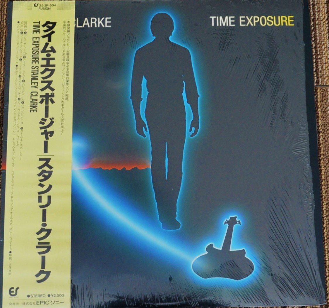スタンリー・クラーク STANLEY CLARKE / タイム・エクスポージャー TIME EXPOSURE (LP)