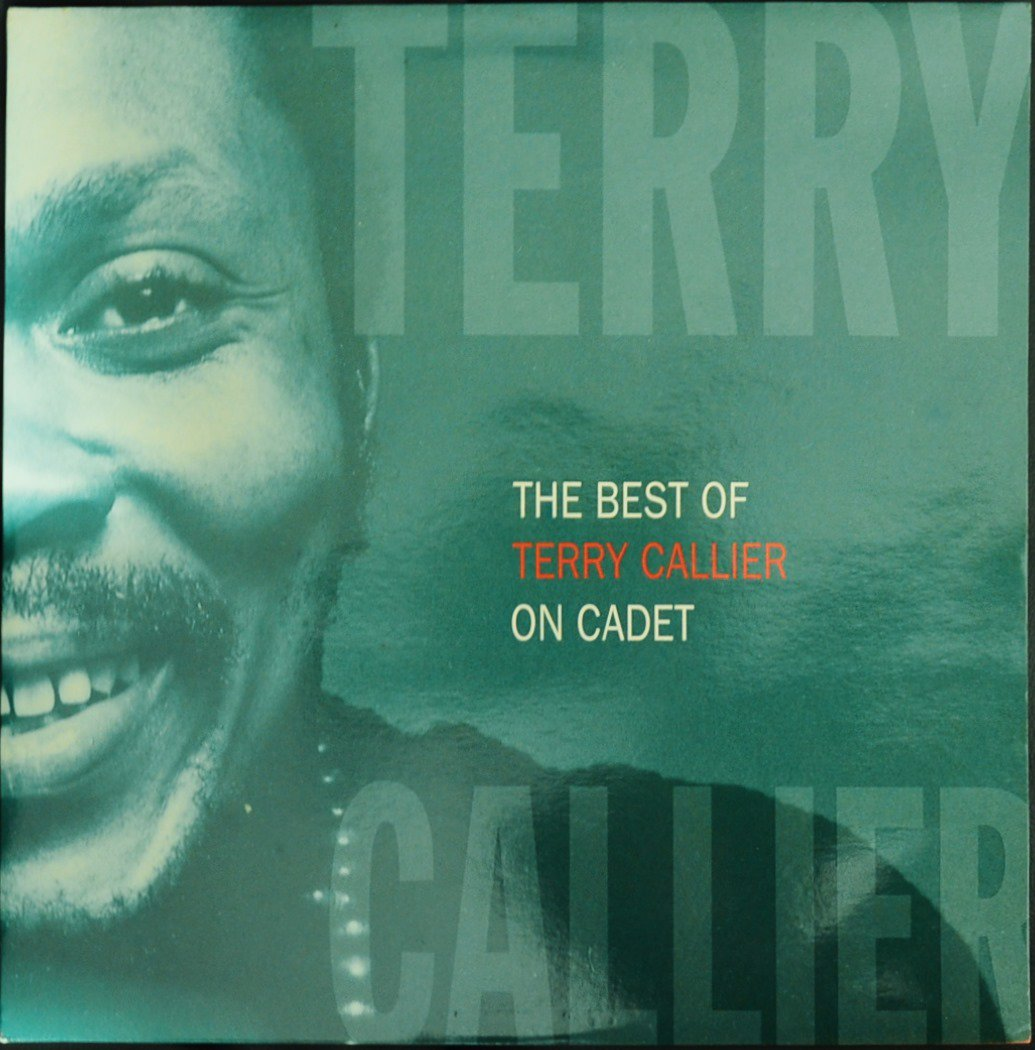 TERRY CALLIER ‎/ THE BEST OF TERRY CALLIER ON CADET (2LP)