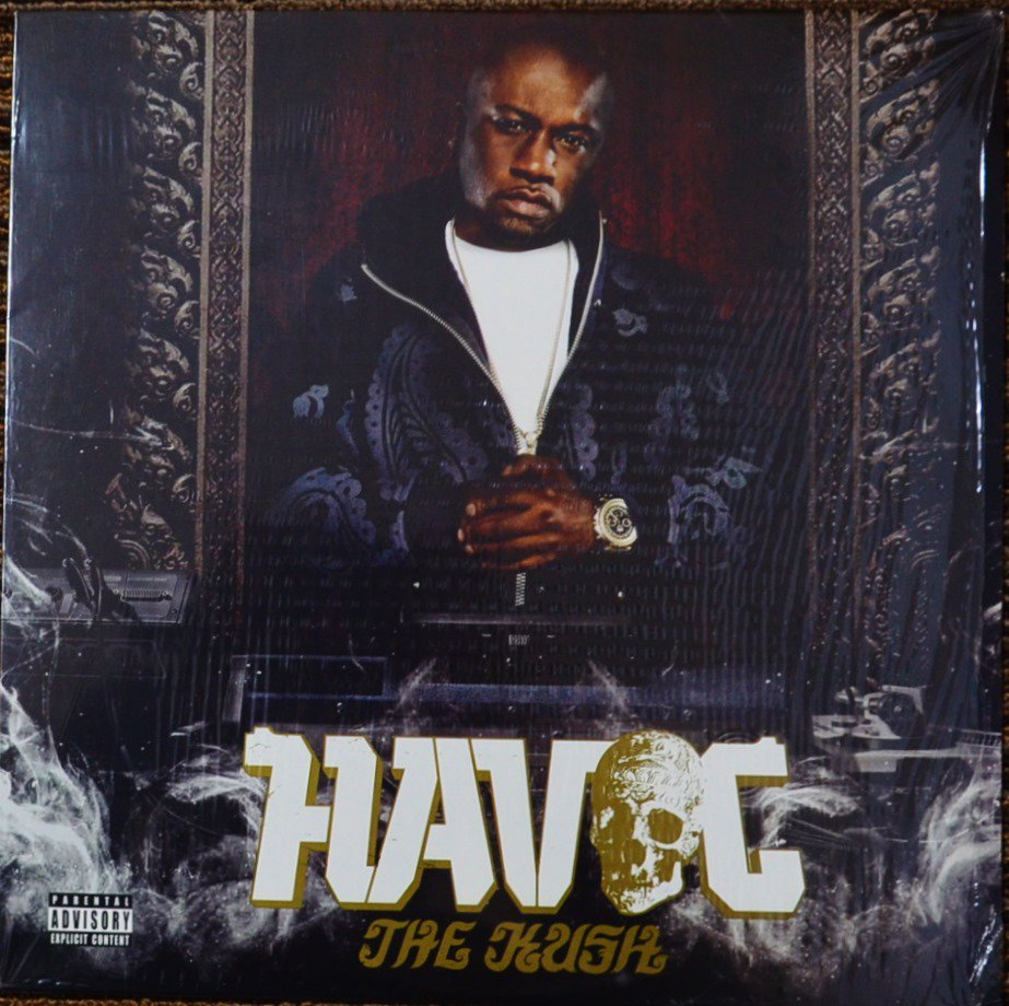HAVOC (MOBB DEEP) / THE KUSH (2LP)