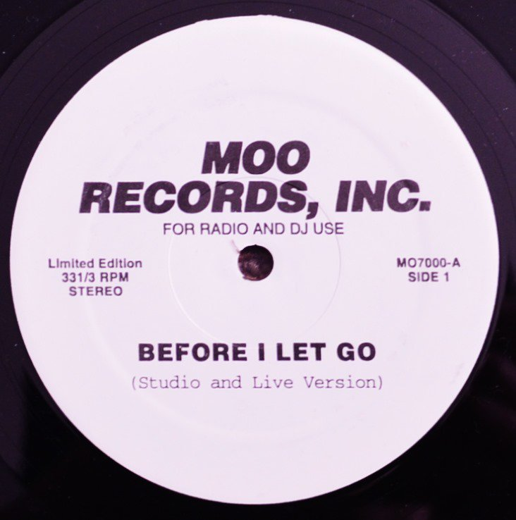 MAZE FEATURING FRANKIE BEVERLY / EDDY GRANT ‎/ BEFORE I LET GO / TIME WARP (12