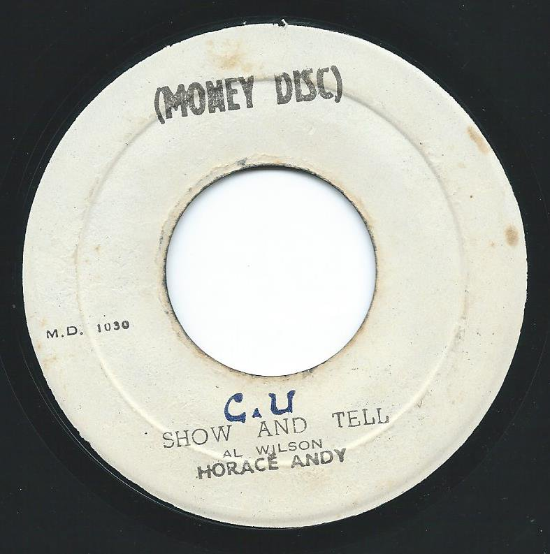 HORACE ANDY / SHOW AND TELL (7