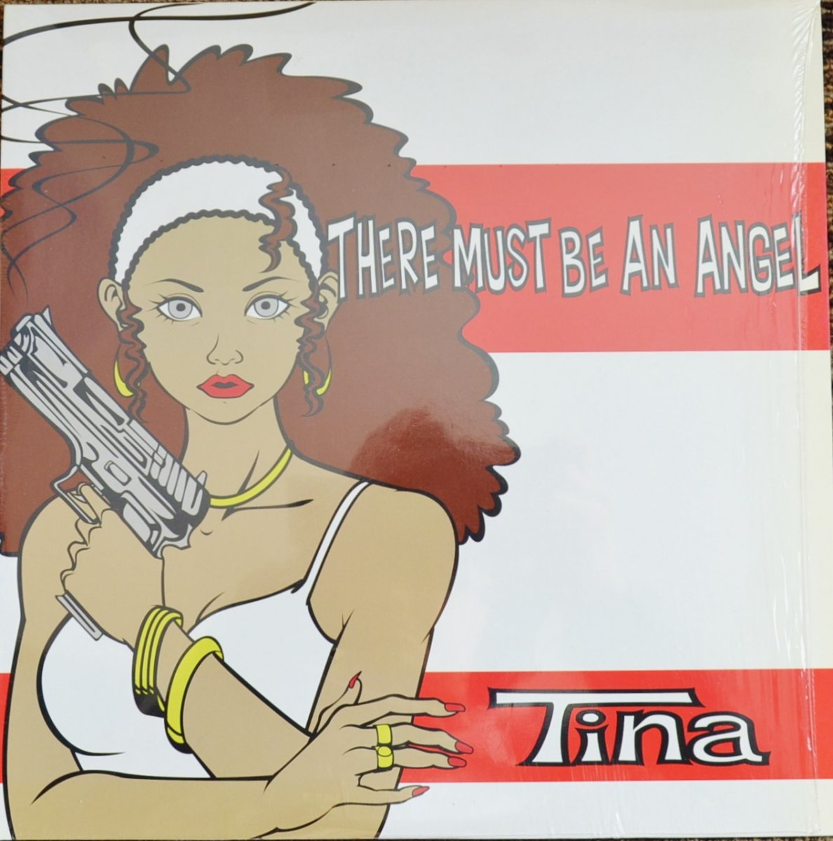 TINA / THERE MUST BE AN ANGEL (12