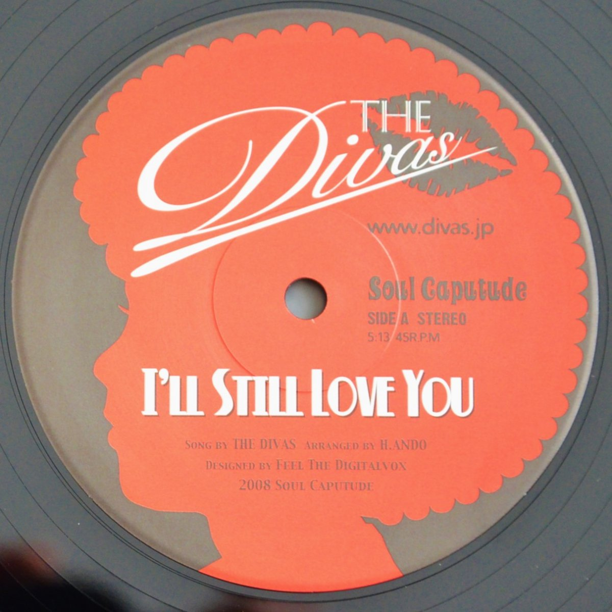 ザ・ディーヴァス THE DIVAS / I'LL STILL LOVE YOU (12