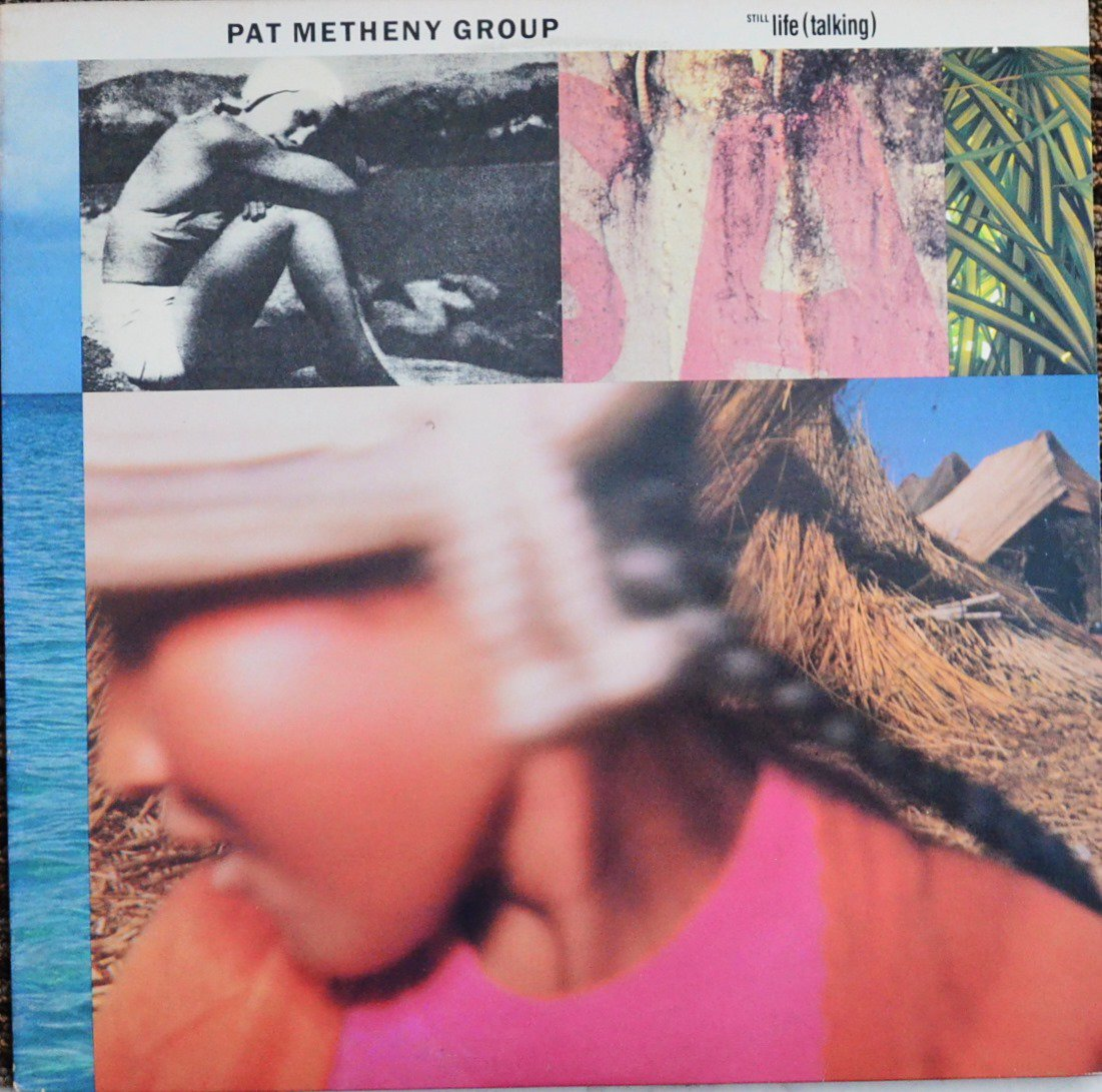 PAT METHENY GROUP / STILL LIFE (TALKING) (LP)