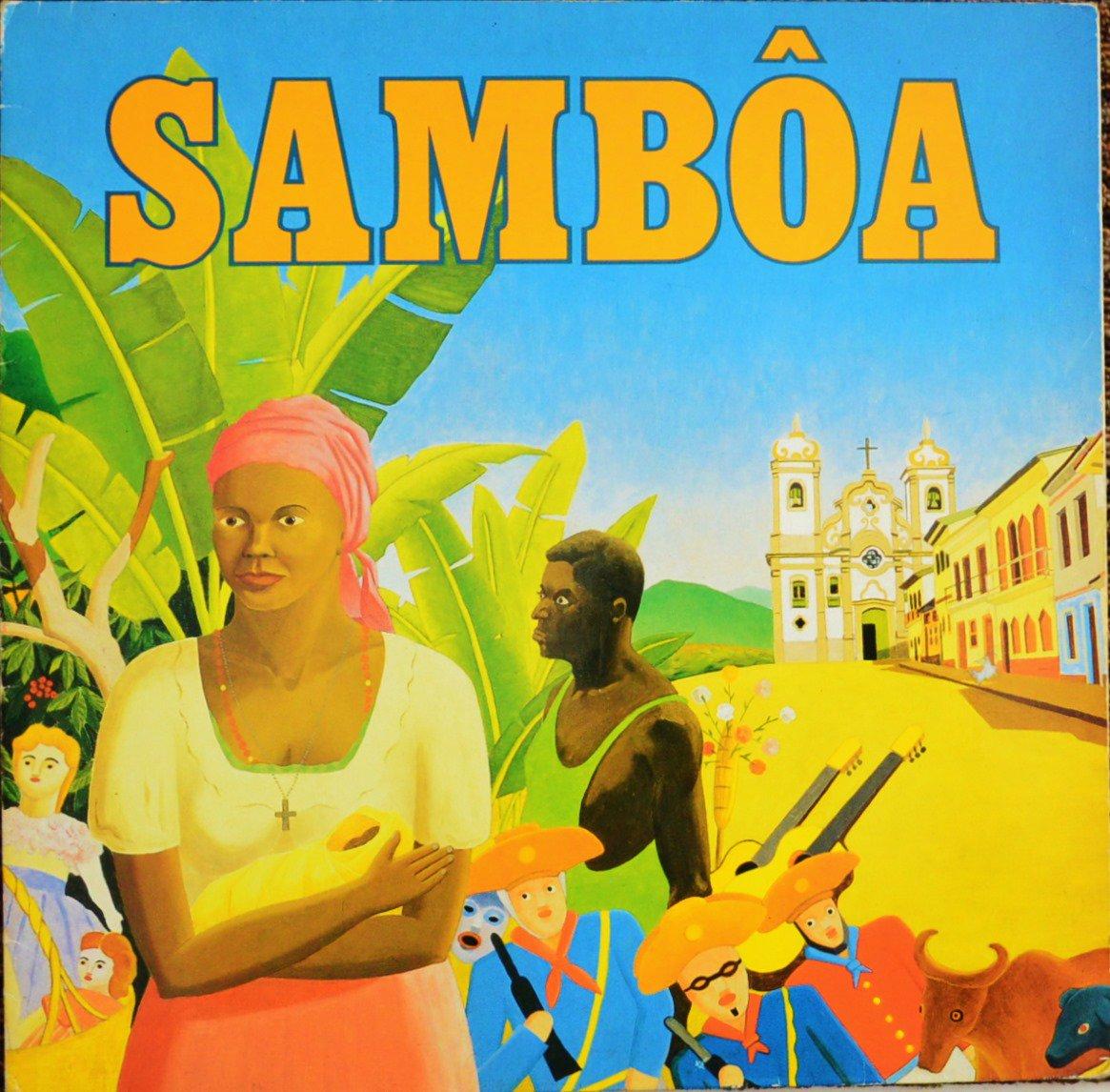 SAMBÔA / ZE BEDE (LP)