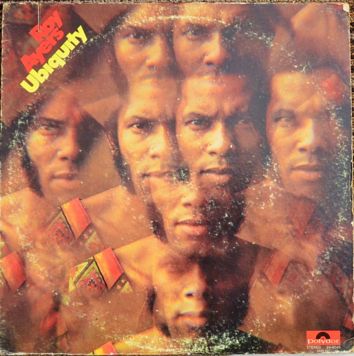 ROY AYERS ‎/ UBIQUITY (LP)