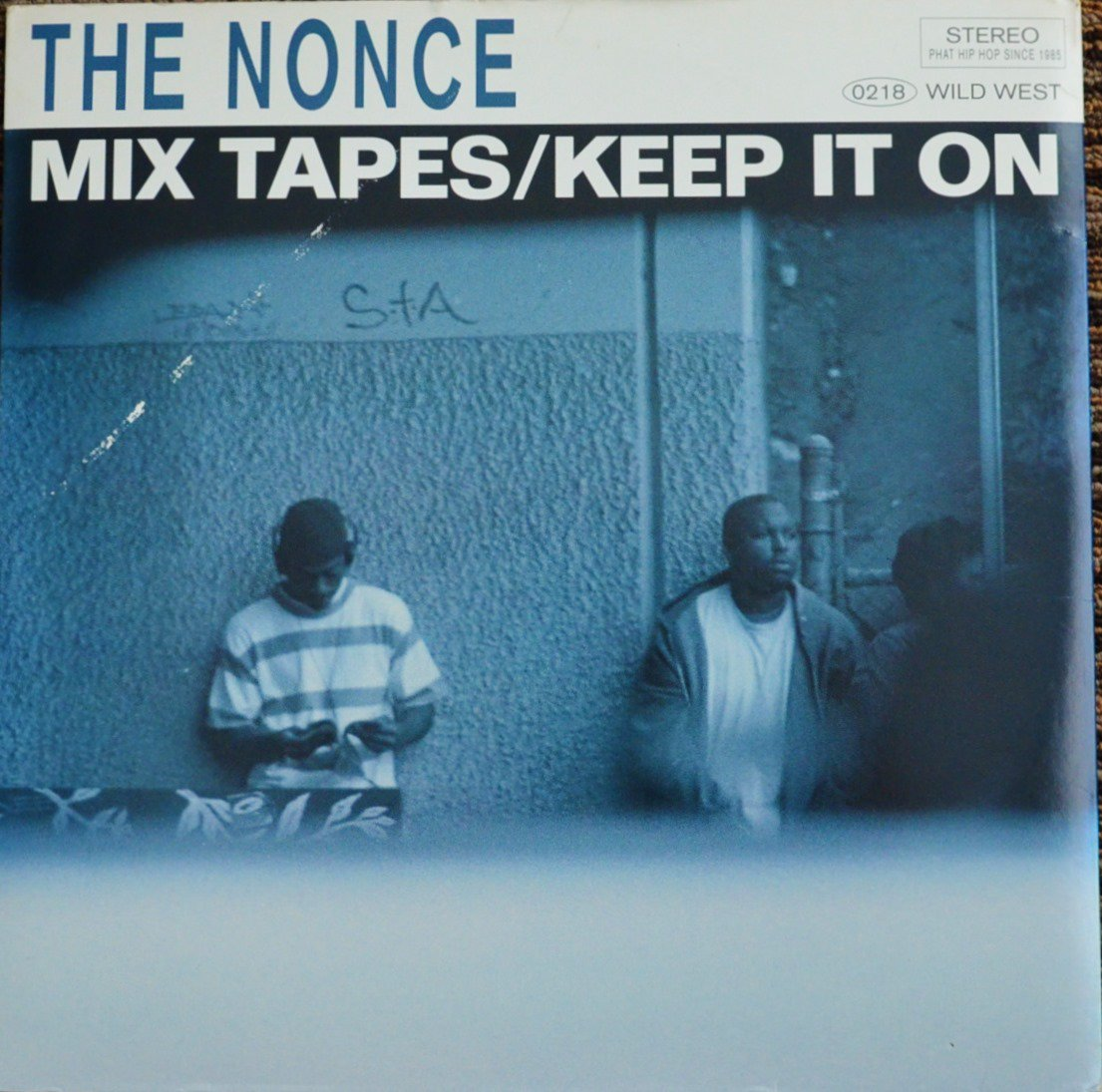 THE NONCE ‎/ MIX TAPES / KEEP IT ON / EIGHTY FIVE (12