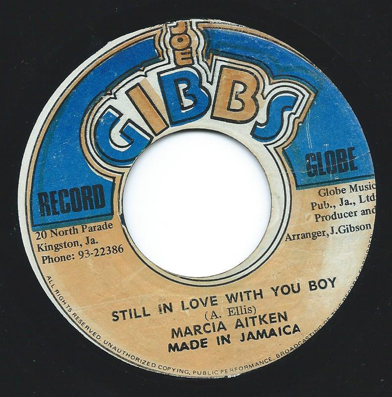 MARCIA AITKEN / STILL IN LOVE WITH YOU BOY (7