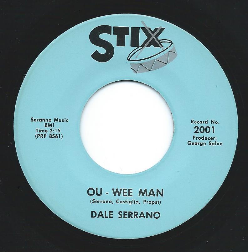 DALE SERRANO / OU - WEE MAN / CARAVAN (7
