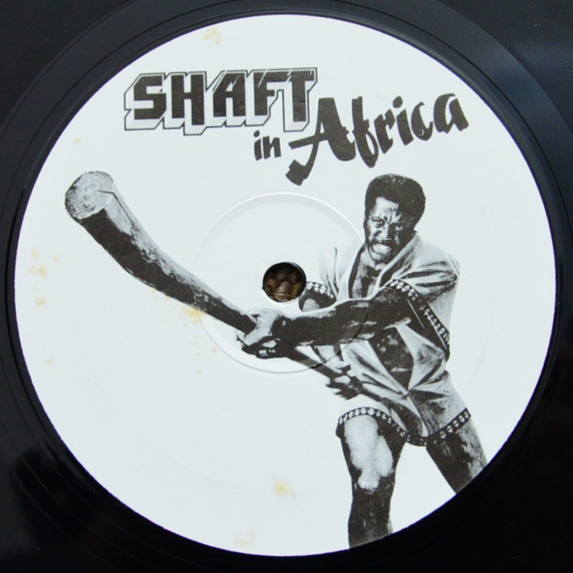JOHNNY PATE / URBAN ALL STARS / SHAFT IN AFRICA / IT BEGAN IN AFRICA (12