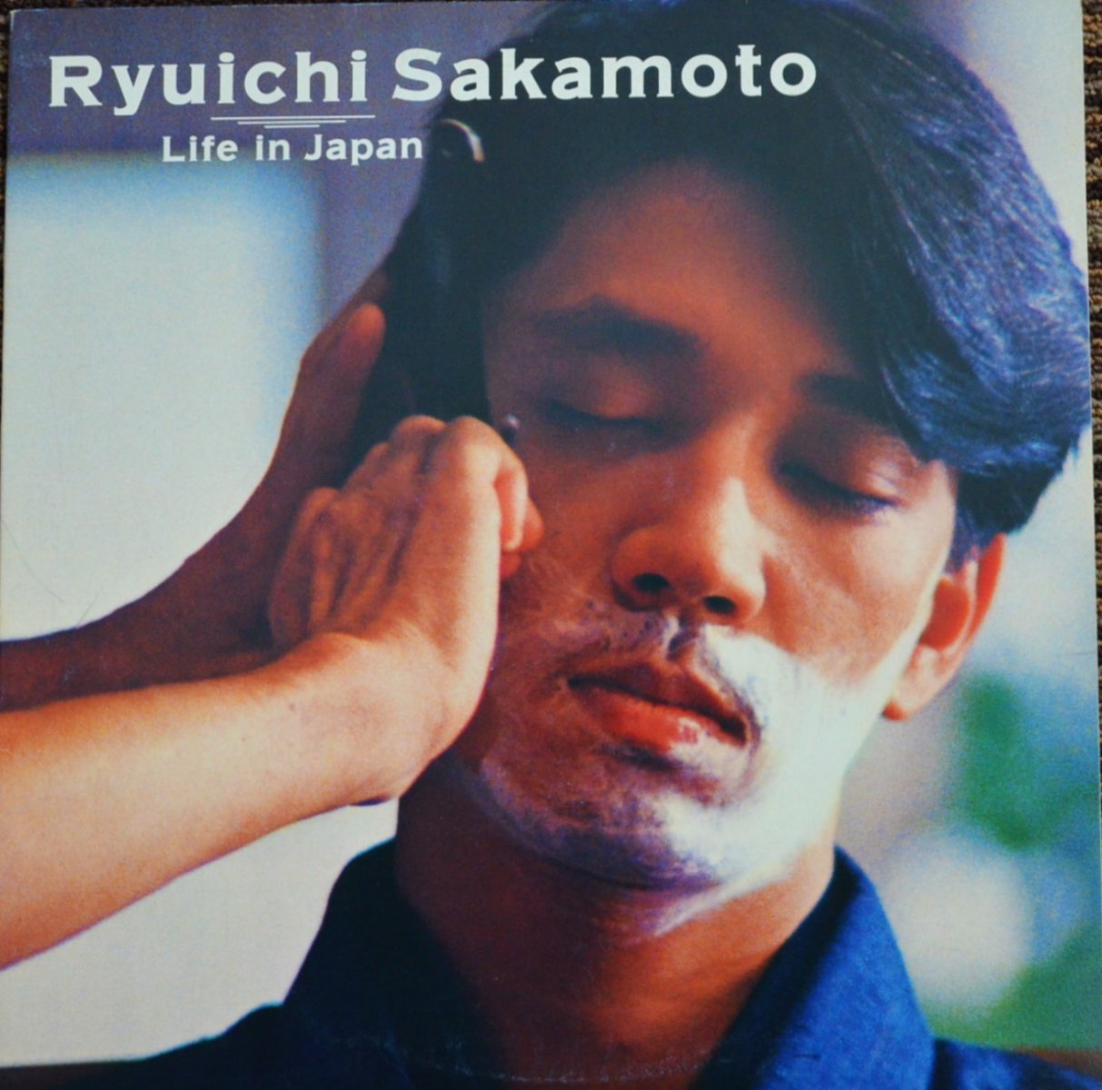 坂本龍一 RYUICHI SAKAMOTO / LIFE IN JAPAN (12