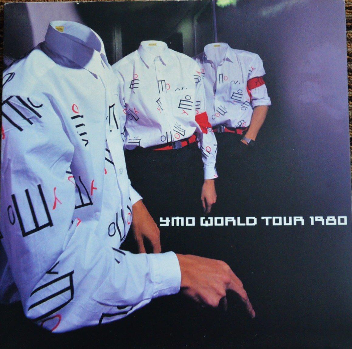 Y.M.O. (YELLOW MAGIC ORCHESTRA) / YMO WORLD TOUR 1980 (3LP)