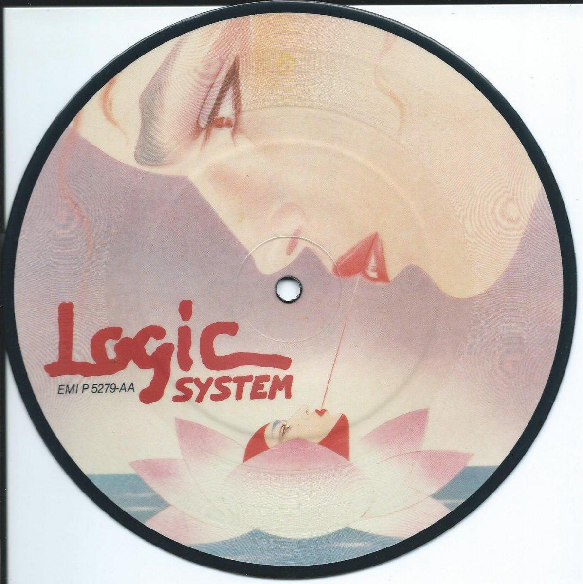 ロジック・システム LOGIC SYSTEM (松武秀樹) / DOMINO DANCE / BE YOURSELF (7