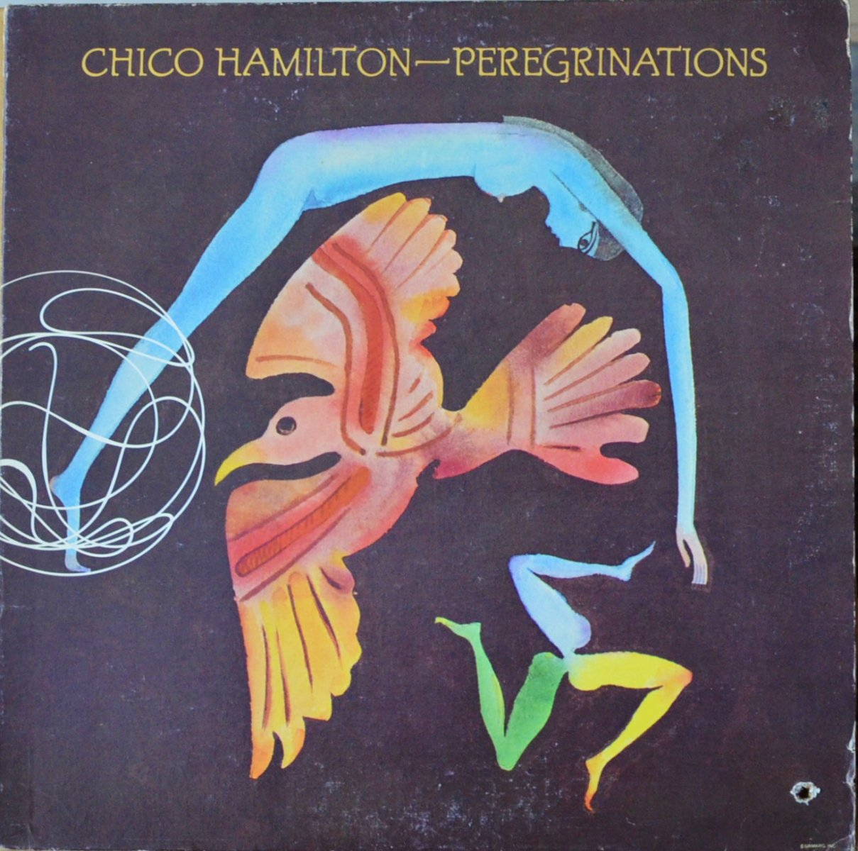 CHICO HAMILTON ‎/ PEREGRINATIONS (LP)