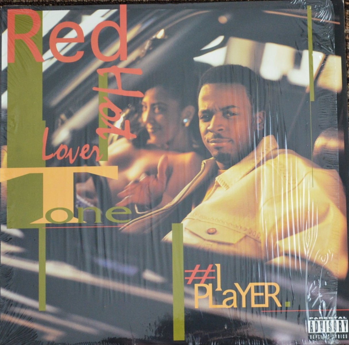 RED HOT LOVER TONE ‎/ #1 PLAYER (PROD BY DIAMOND D) / 98 (PROD BY BUCKWILD) (12