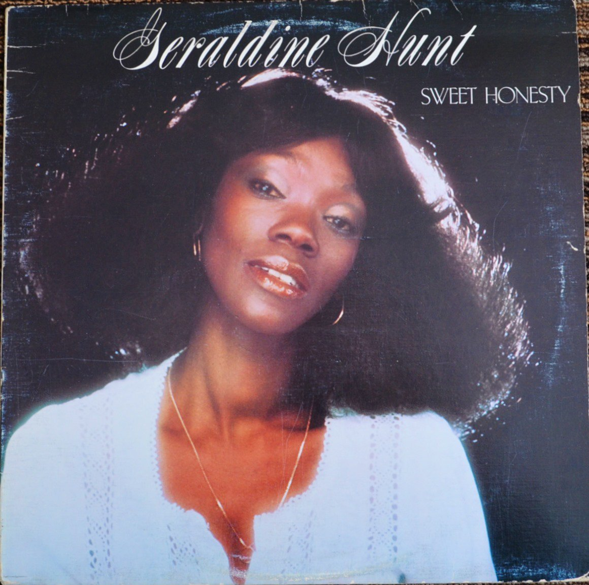 GERALDINE HUNT ‎/ SWEET HONESTY (LP)