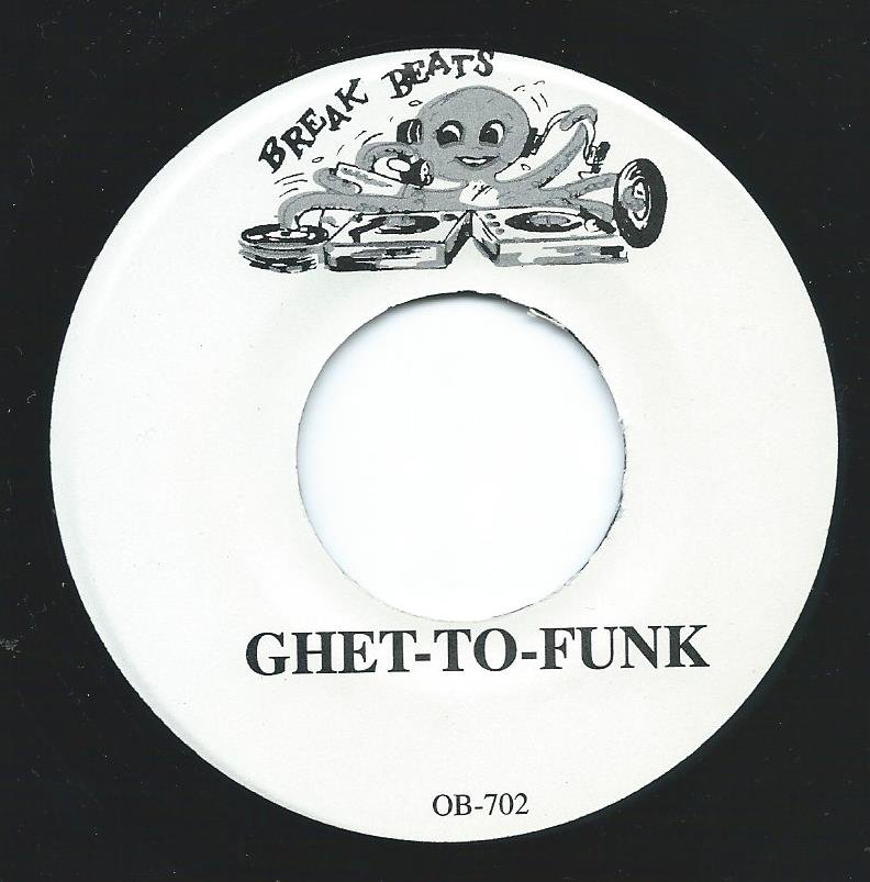 DURALCHA / COMMUNICATORS & BLACK EXPERIENCE BAND / GHET-TO FUNK / THE ROAD (7