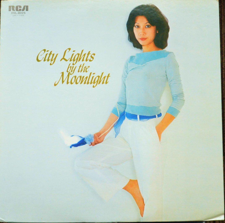 惣領智子 TOMOKO SORYO / CITY LIGHTS BY THE MOONLIGHT (LP)