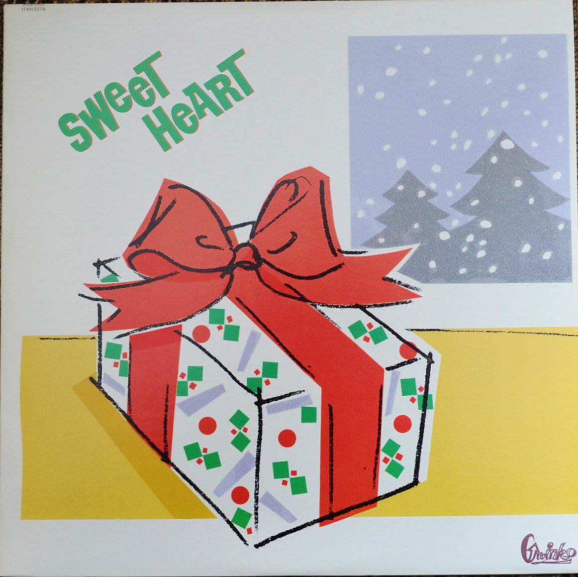 GWINKO / GWINKO'S CHRISTMAS CAROL / DREAMIN' KISS / SCRAMBLE MOON (SWEET HEART) (12