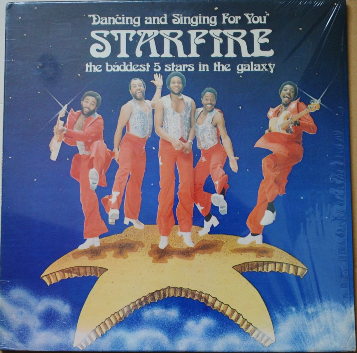 STARFIRE / DANCING AND SINGING FOR YOU (LP)