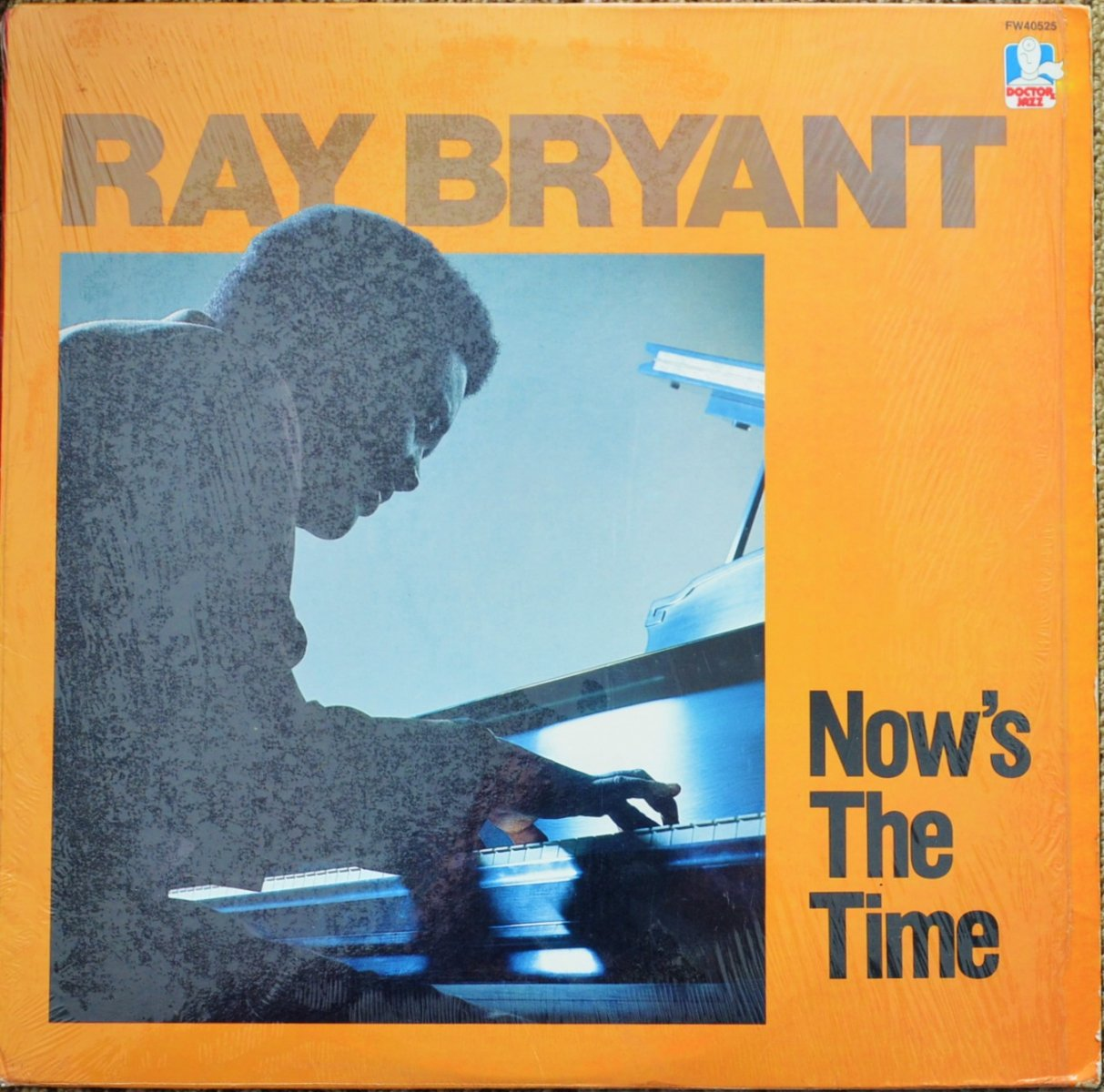 RAY BRYANT / NOW'S THE TIME (LP)