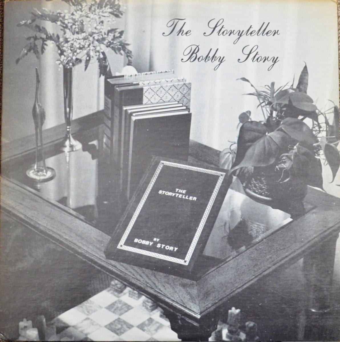 BOBBY STORY / THE STORYTELLER (LP)