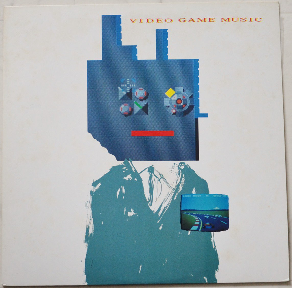細野晴臣 HARUOMI HOSONO / VIDEO GAME MUSIC (LP)