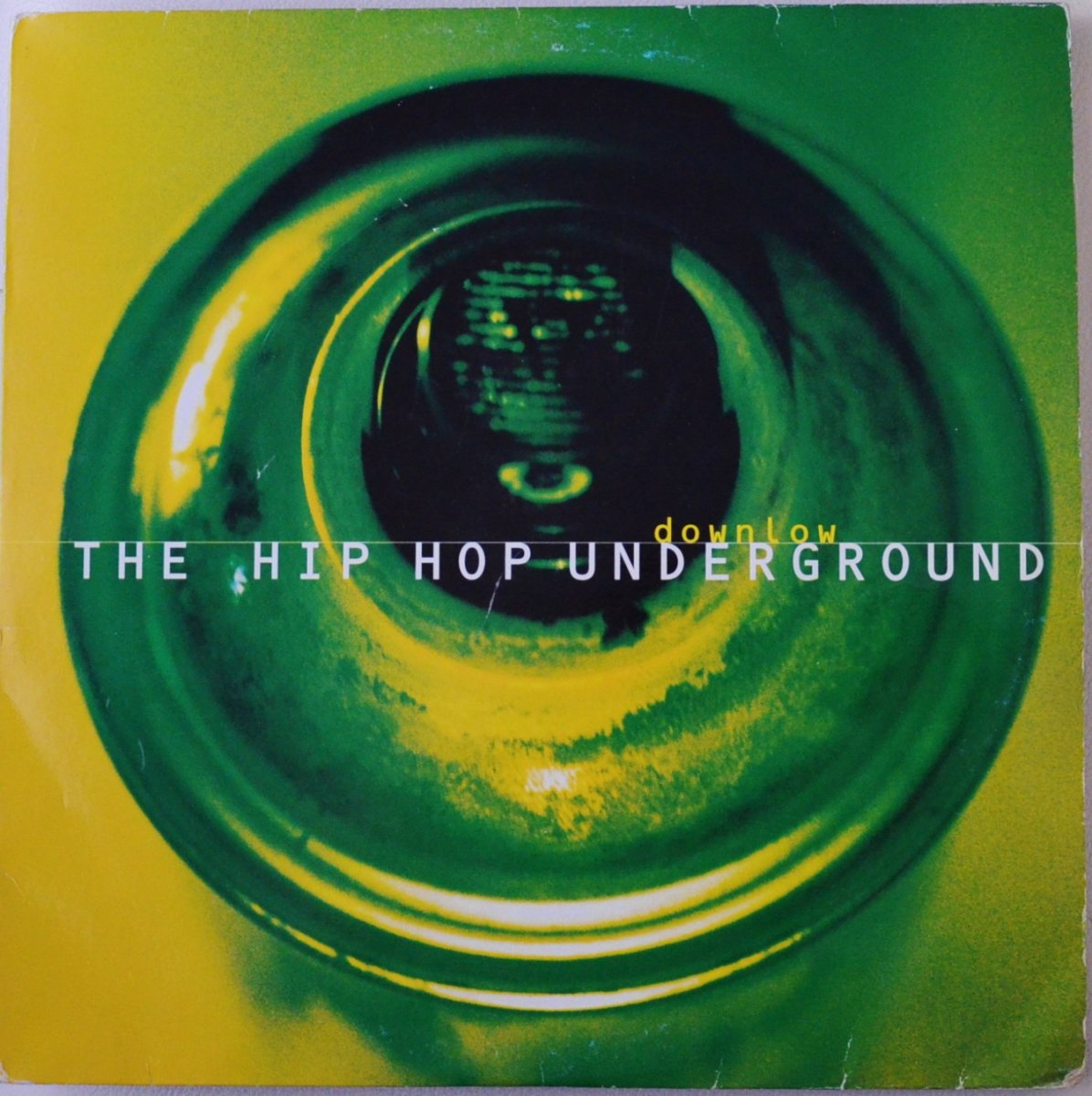 V.A.(GODFATHER DON,FRANKENSTEIN...) / I WAS FORGOTTEN (DOWNLOW - THE HIP HOP UNDERGROUND) (2LP)