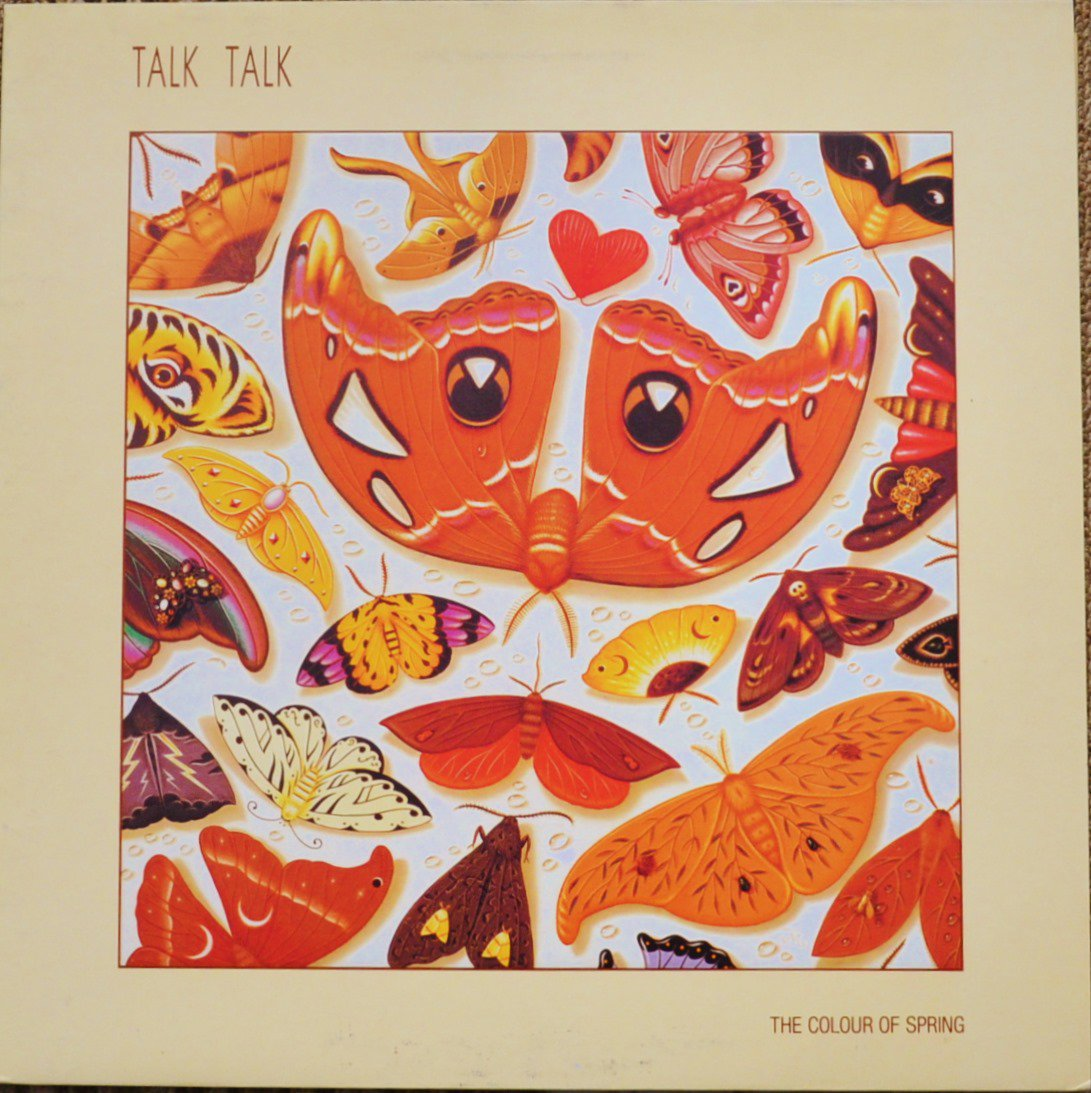 TALK TALK ‎/ THE COLOUR OF SPRING (LP)