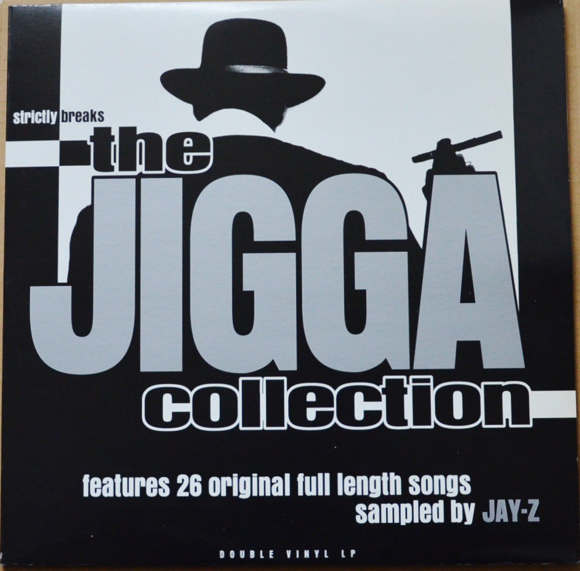 V.A. ‎/ THE JIGGA COLLECTION (2LP)