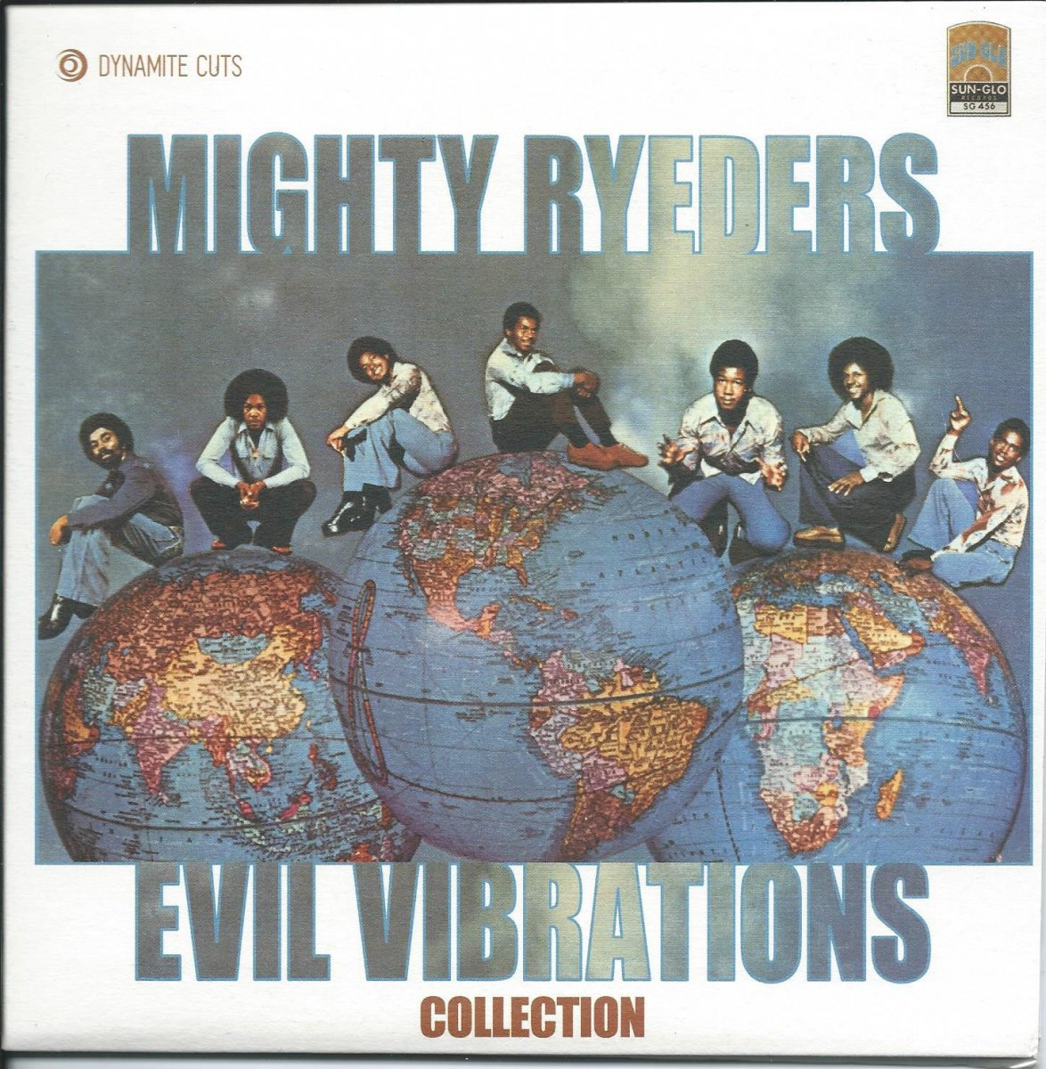 MIGHTY RYEDERS ‎/ EVIL VIBRATIONS COLLECTION (2×7
