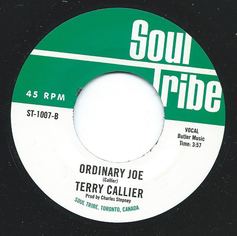 TERRY CALLIER ‎/ LOOK AT ME NOW / ORDINARY JOE (7