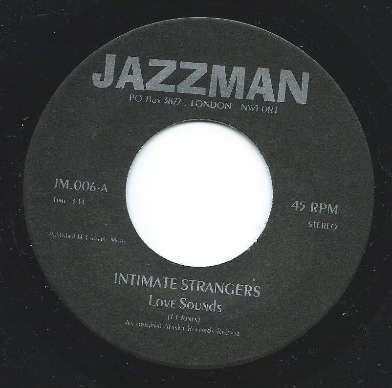 INTIMATE STRANGERS / ASTRA NOVA ORCHESTRA ‎/ LOVE SOUNDS / SOUL SLEEPER (7