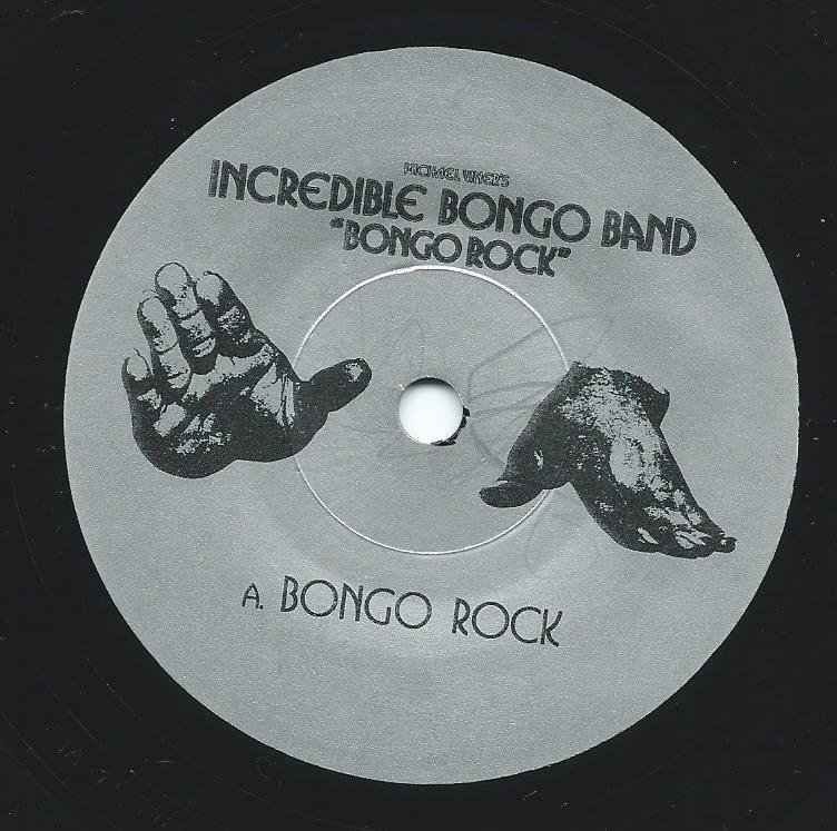 MICHAEL VINER'S INCREDIBLE BONGO BAND / APACHE / BONGO ROCK (7