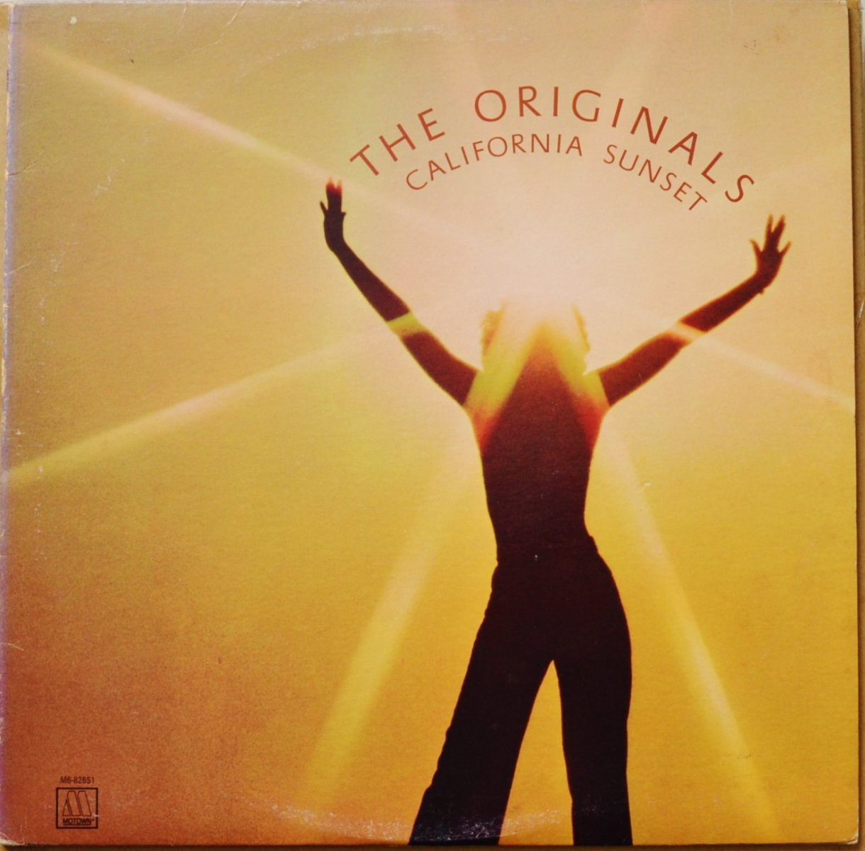 THE ORIGINALS ‎/ CALIFORNIA SUNSET (LP)