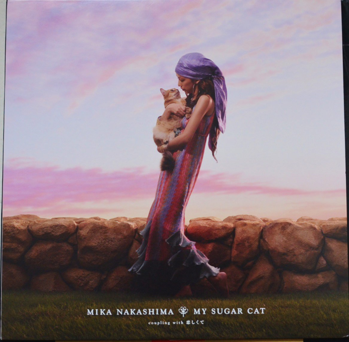 中島美嘉 MIKA NAKASHIMA ‎/ MY SUGAR CAT / 恋しくて (BEGINカバー) (12