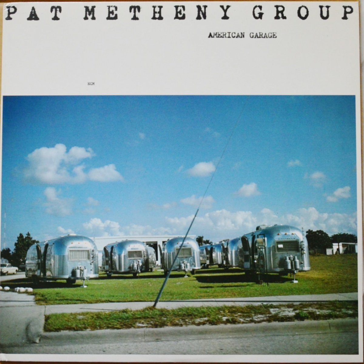 PAT METHENY GROUP / AMERICAN GARAGE (LP)