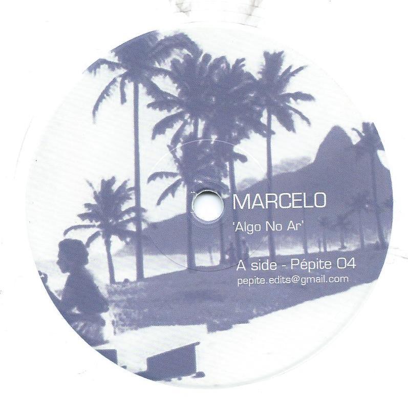 MARCELO / ALGO NO AR / ALGO NO AR (STEVEN J EDIT) (7
