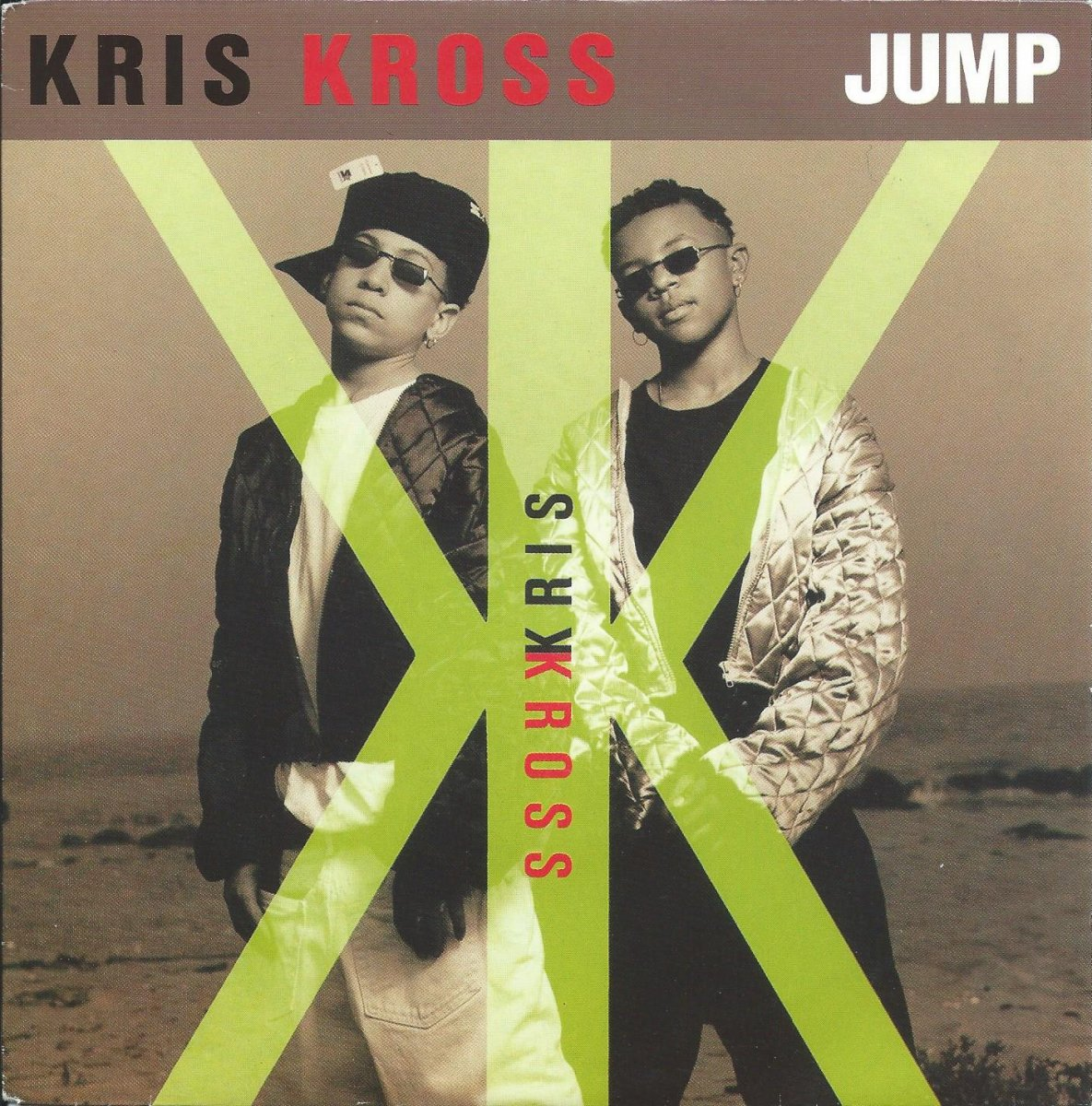 KRIS KROSS / JUMP / LIL BOYS IN DA HOOD (7