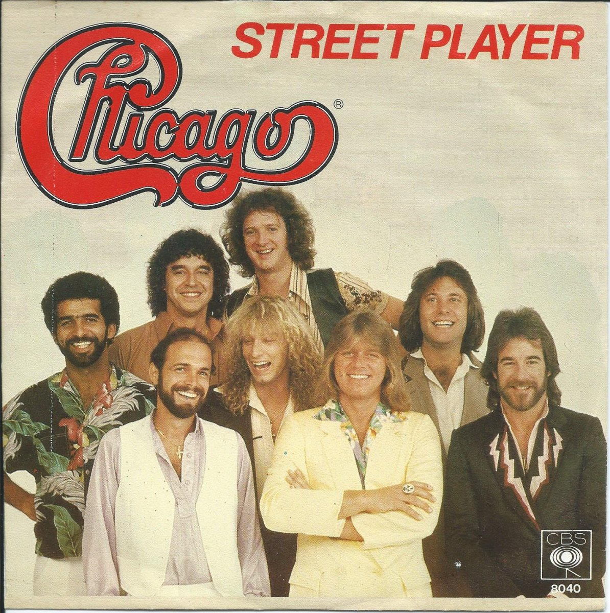 CHICAGO / STREET PLAYER / WINDOW DREAMIN' (7