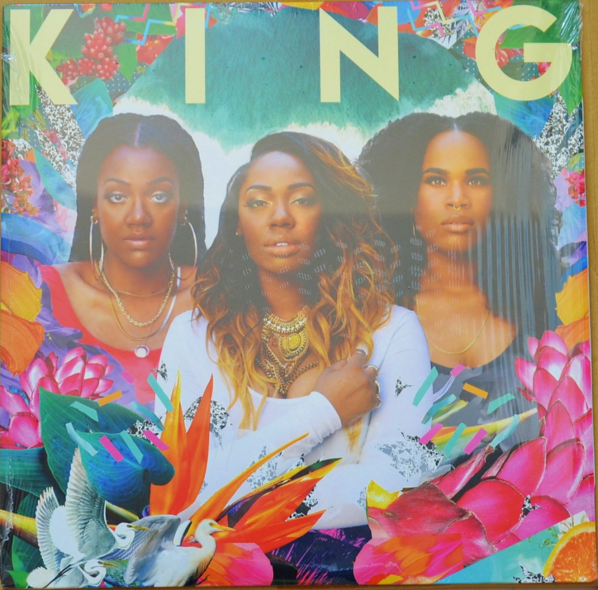 KING / WE ARE KING (2LP)