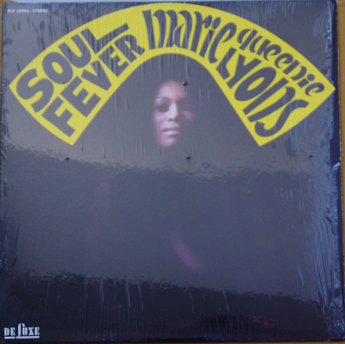 MARIE QUEENIE LYONS / SOUL FEVER (LP)