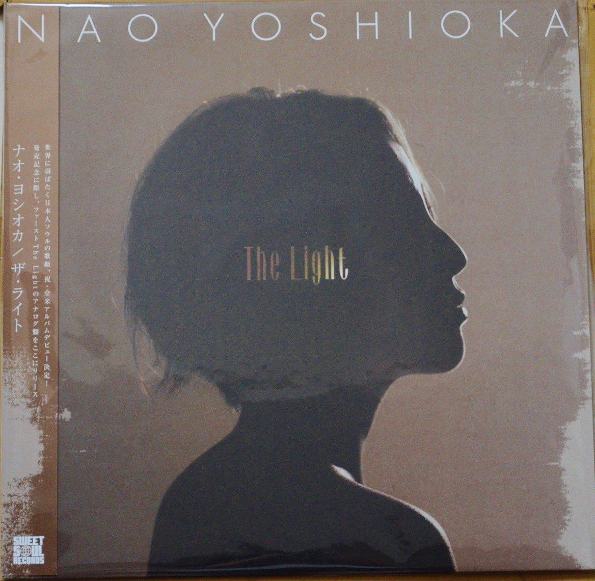 ナオ・ヨシオカ NAO YOSHIOKA / ザ・ライト THE LIGHT (1LP)
