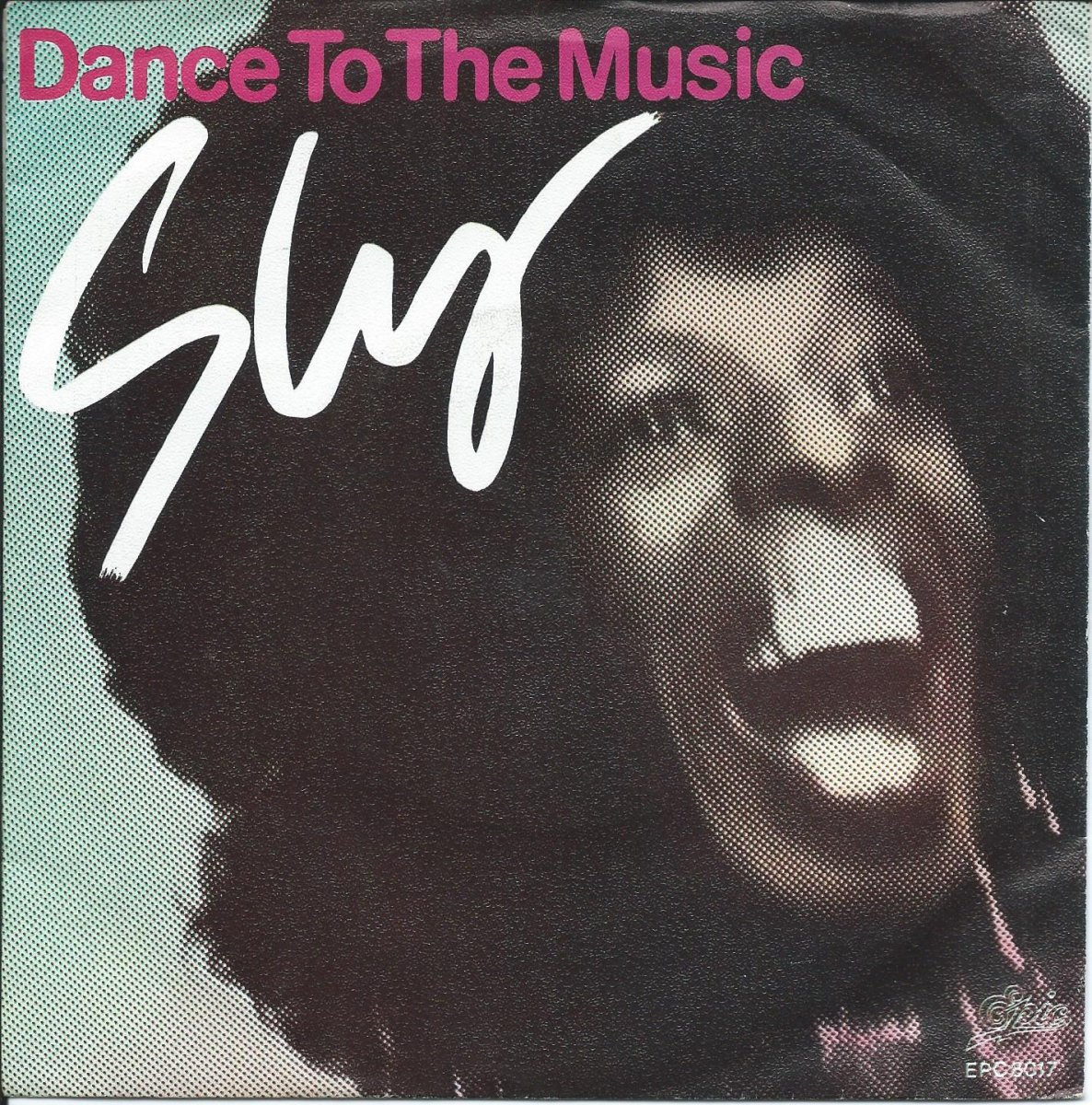 SLY STONE / DANCE TO THE MUSIC / SING A SIMPLE SONG (7