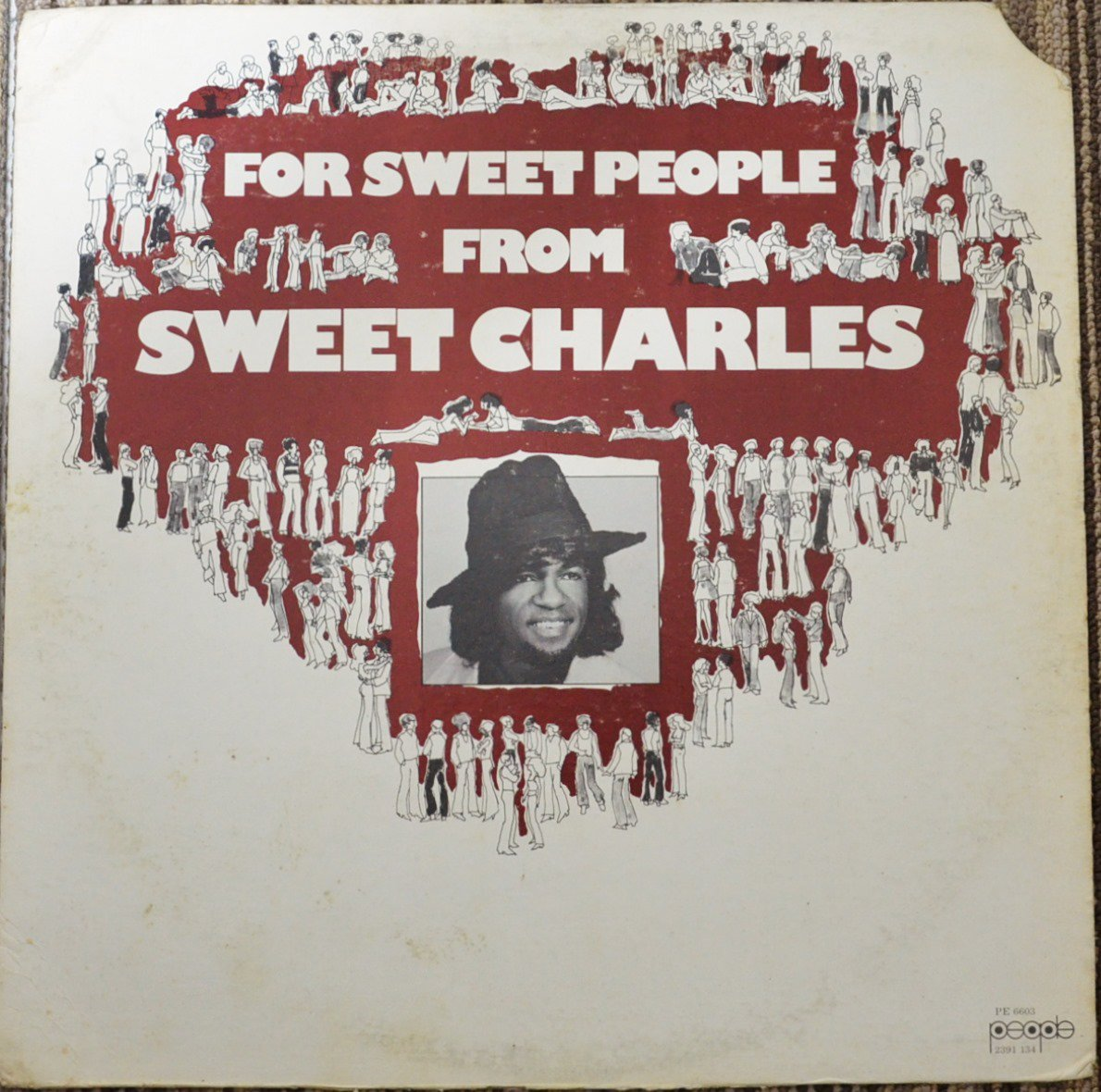 SWEET CHARLES / FOR SWEET PEOPLE (LP)